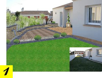 Etude de projet | SARL Gorichon Paysagiste en Vendée