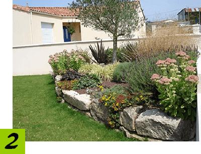 Création de jardins | SARL Gorichon Paysagiste en Vendée
