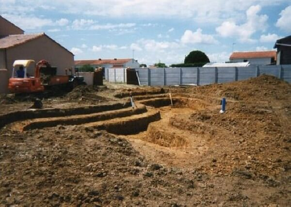 Terrassement | SARL Gorichon Paysagiste à Saint Michel en l'Herm en Vendée 85580